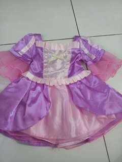 Princess Dress playsuit