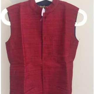 FabIndia Silk Vest