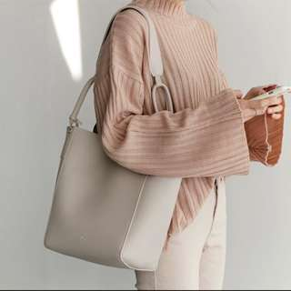 [PO] Korea simple shoulder bag