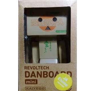 Revoltech Mini Danboard JA Ehime Mikan version