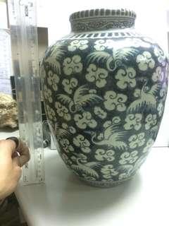 中國古董花瓶