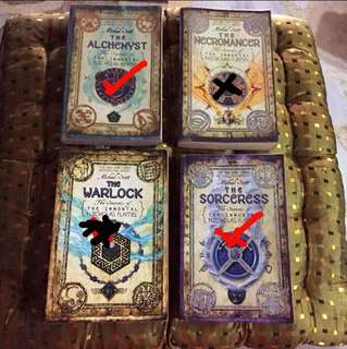 the secret of Immortal Nicholas Flamel