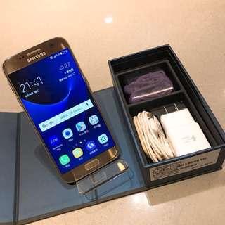 三豬3C second hand Samsung S7 32G Gord