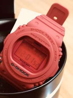 Casio G-Shock 35週年 Red Out DW-5735C 全新