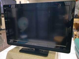 二手Sony 37吋液晶電視