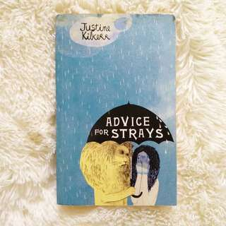 USED BOOK Advice for Strays