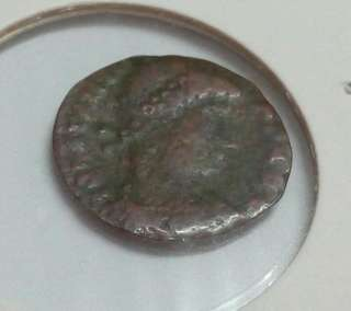 Genuine Ancient Roman Coin Constantine AE4 Sea Found