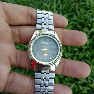Citizen automatic 21jewels original vintage