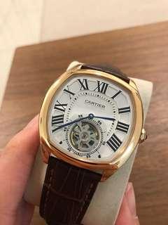 Cartier Tourbillon