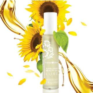 HUMAN❤NATURE Sunflower Beauty Oil LUXE