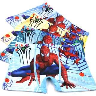 Spiderman underwear set