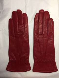 Fownes Leather Gloves (new)
