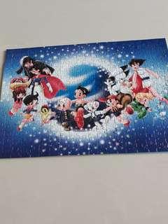 Jigsaw Puzzle-Astroy Boy