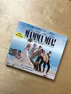 Mamma Mia VCD (with Malay & Chinese Subtitles)