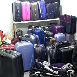 Many Budget Luggage Bags