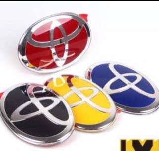 Toyota Emblems