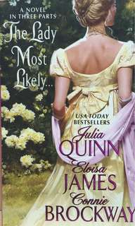 The Lady Most Likely, Julia Quinn
