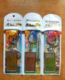 Malaysia key chain