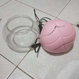 Pink Air Humidifier