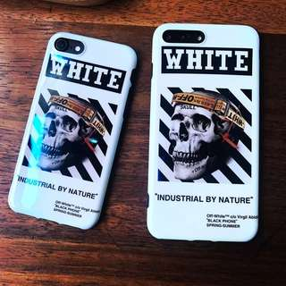 [PO] Off White IPhone 6/7/8/X full cover case