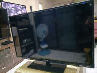 二手 禾聯42吋LED液晶電視