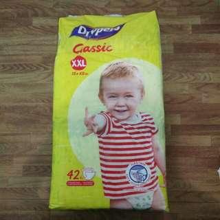 Diaper Drypers XXL