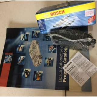 BOSCH FRONT BRAKE PAD for MYVI LAGI BEST 1.3/1.5, AXIA