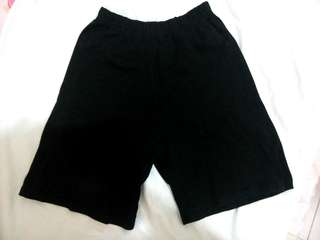 Preloved men's black shorts