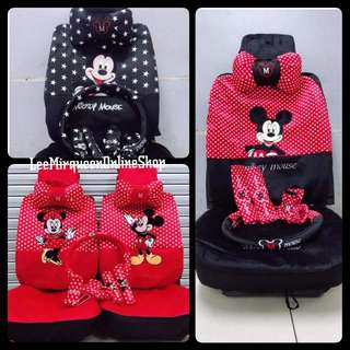 NEW 20 IN 1 CHARACTER CAR SEAT COVER