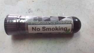 Aromatherapy/inhaller untuk (smoker)