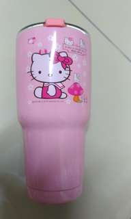 Hello kitty 保冷杯