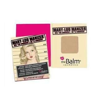 The Balm Mary Louminizer Sample Size