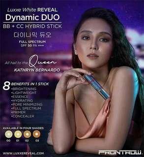 Luxxe White DD stick (dynamic duo)