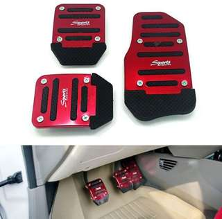 Car Pedal Cover Sporty