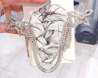 Lovisa bridal collection hairpin