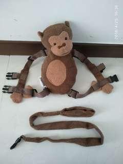 PL Monkey 2-1 baby safety harness