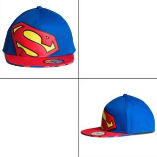 *REPRICED (from Php 250)* H&M Superman Snapback Cap