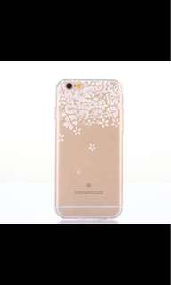 Floral iPhone 6 6s Case