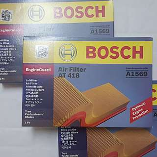 BOSCH AIR FILTER for TOYOTA CAMRY