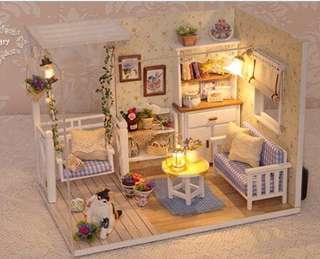 DIY小屋 植物小屋
