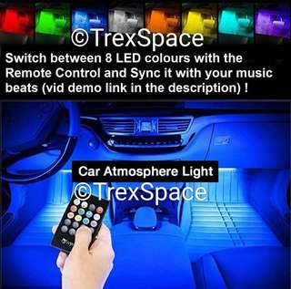 LED Car Interior