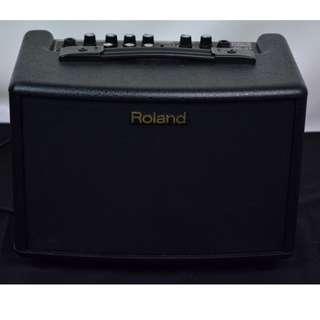 Roland AC-33 黑色 空心吉他音箱