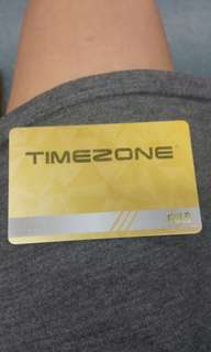 Timezone gold card
