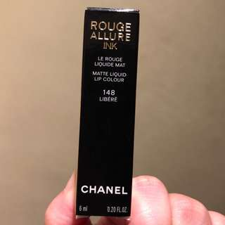 Chanel Rouge Allure Ink, 148 Libere/ Libéré