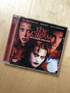 The Crow Horror Movie VCD