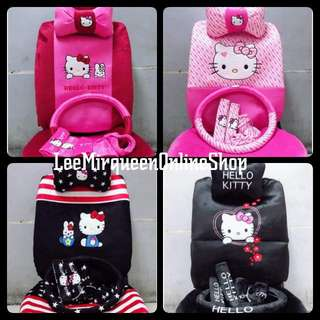 New Hello Kitty Car Seat Cover
