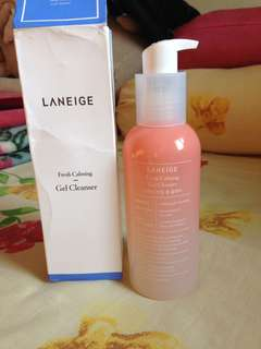 Gel cleanser No barter