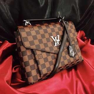 Authentic LV Handbag (Leather)