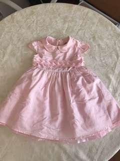 Pink dress 2T