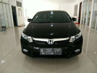 Honda Civic 2.0 AT 2013